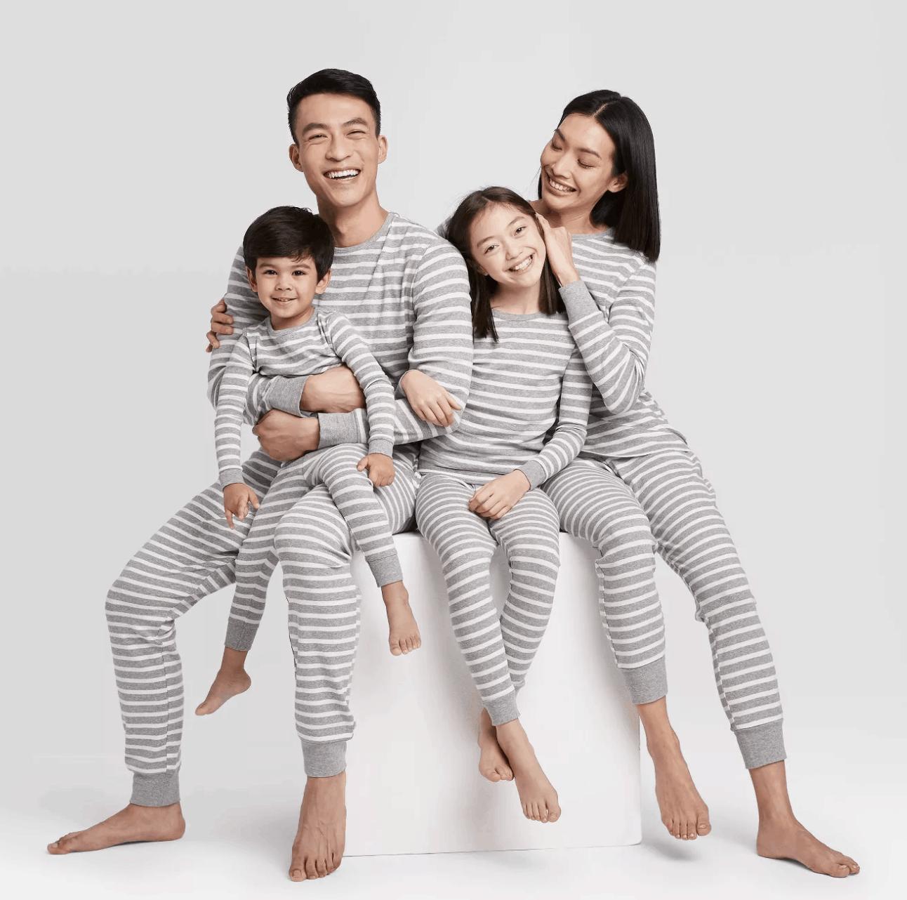 target family christmas pajamas