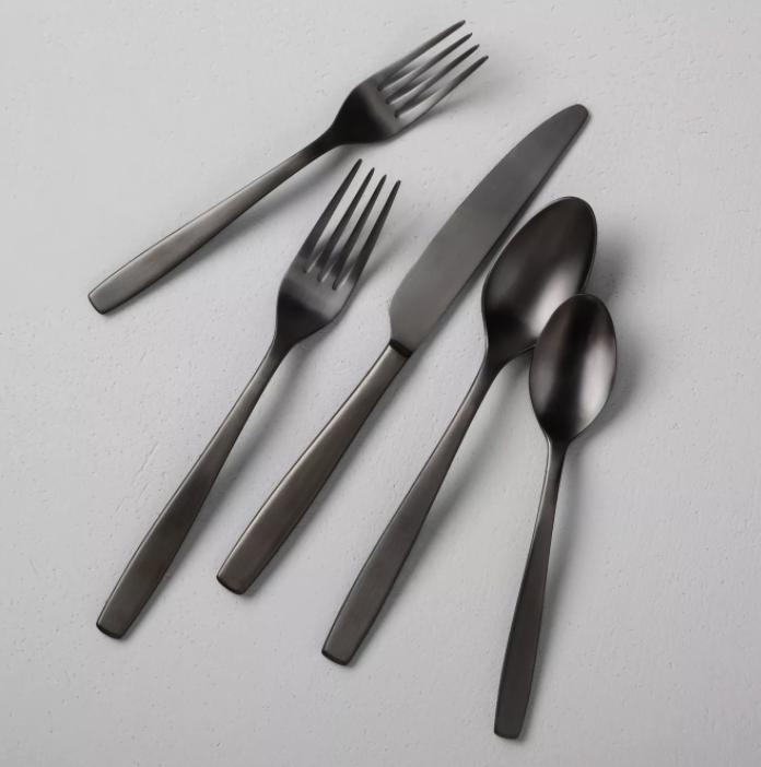 eating utensil set