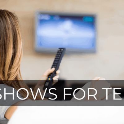 35 Best TV Shows for Teens to Binge Watch When You're Bored