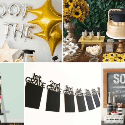 21 Trendy Graduation Party Ideas You Have to Use in 2020