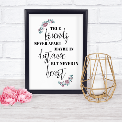 Free Printable Graduation Best Friend Quotes
