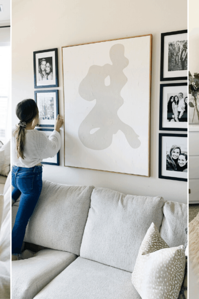 apartment decorating on a budget