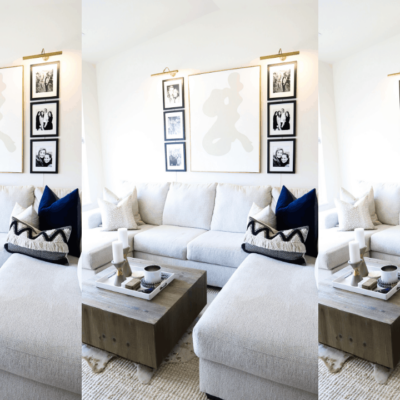 How To Decorate Your Apartment Living Room Wall While Sticking To A Budget