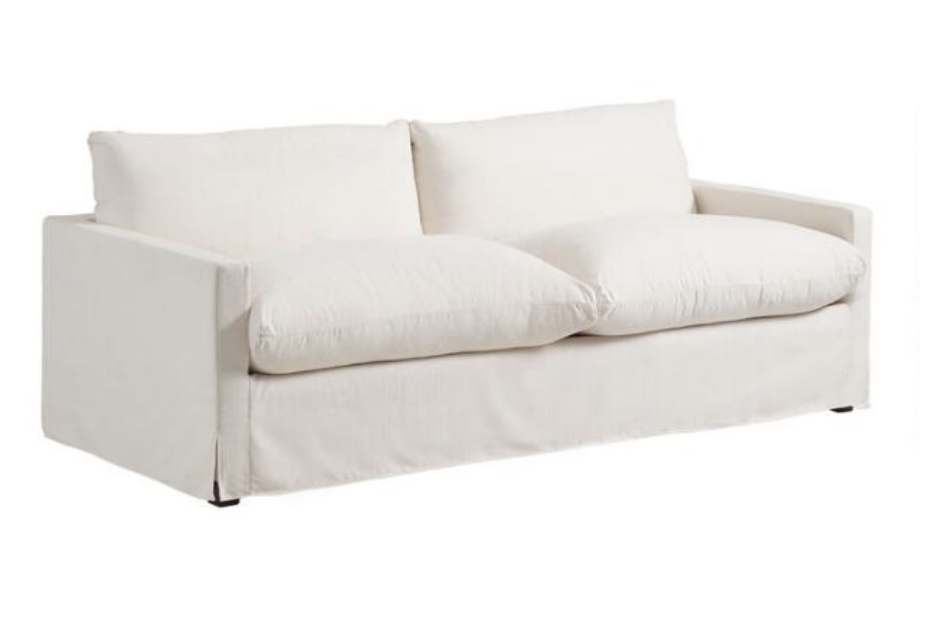 apartment size leather sofas