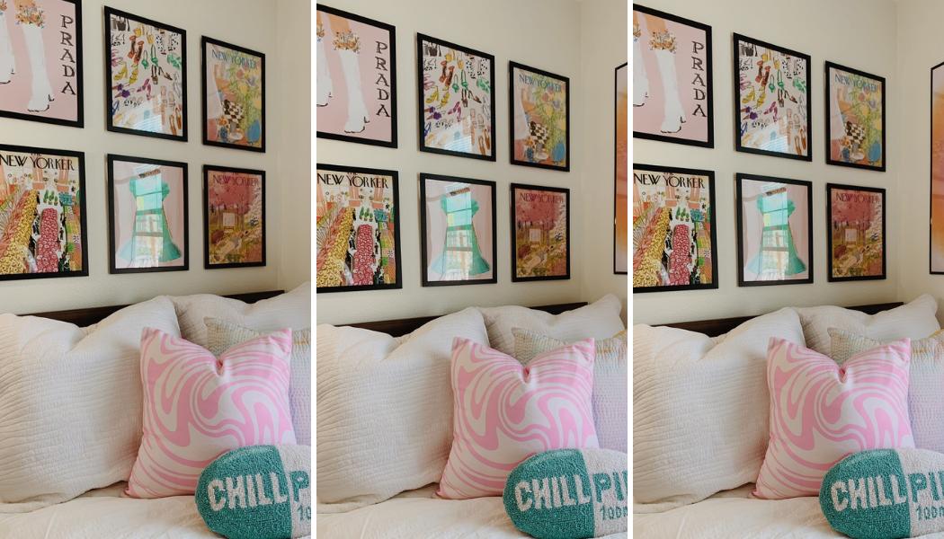 apartment wall decor