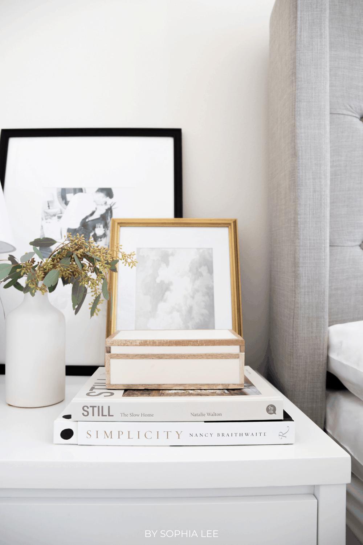 bed nightstand ideas