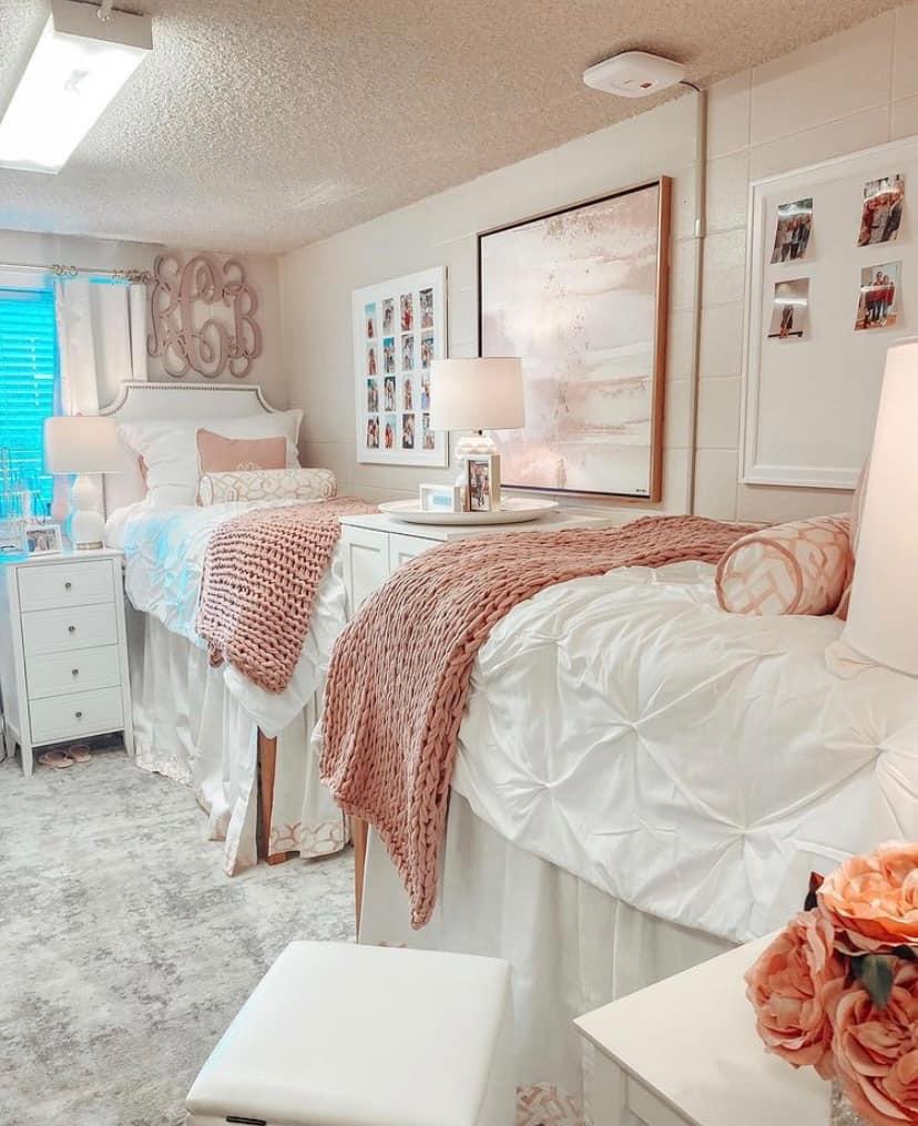best dorm rooms
