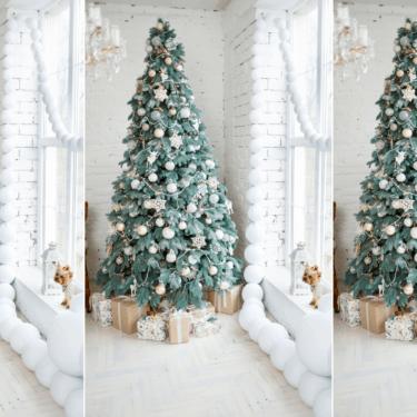 cheap christmas decor