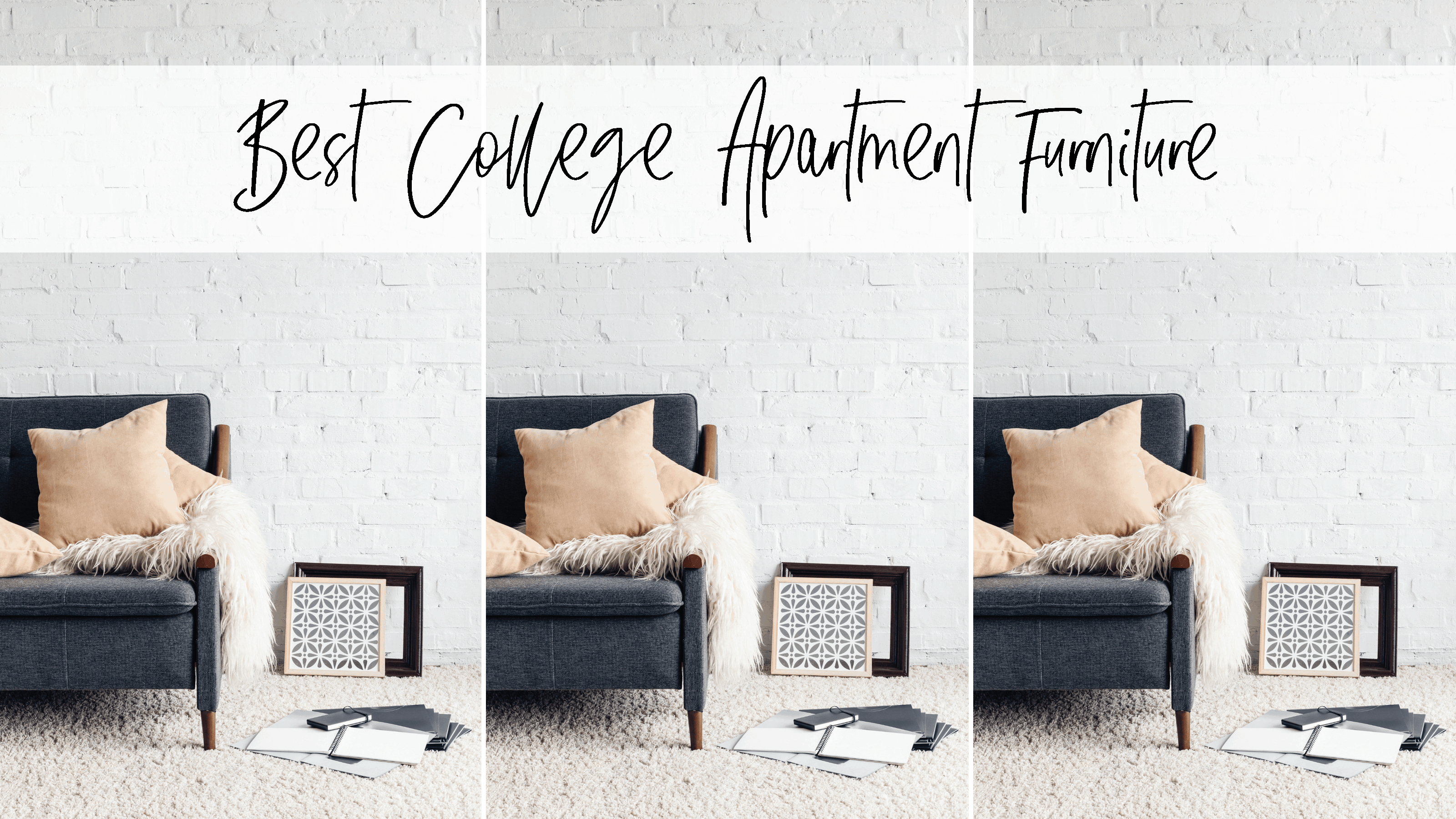 College Apartment Furniture | 25 REALLY Cheap and Cute ...
