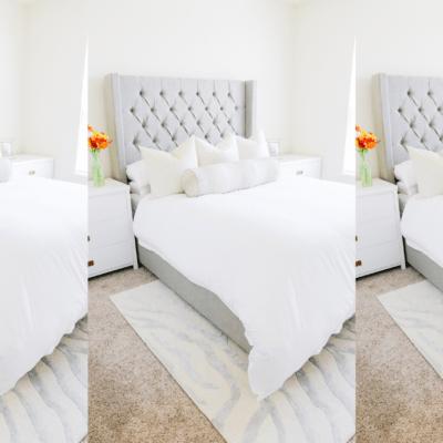 How I Made My Cheap Mattress ($260) Feel Like a Hotel Bed