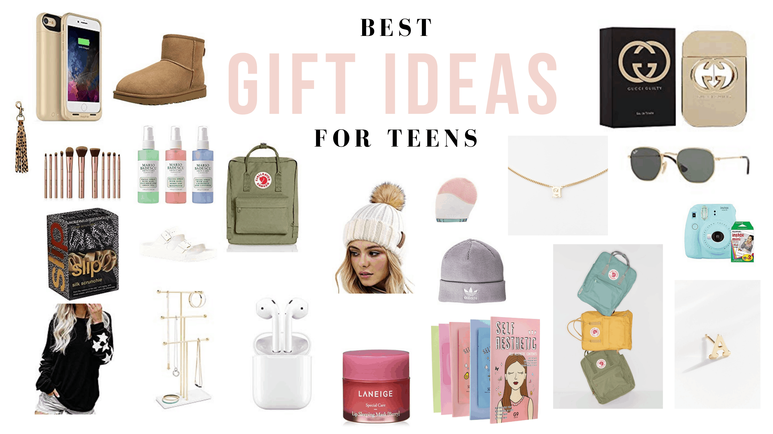 41 Best Christmas Gift Ideas For Teens They Will Die Over By Sophia Lee