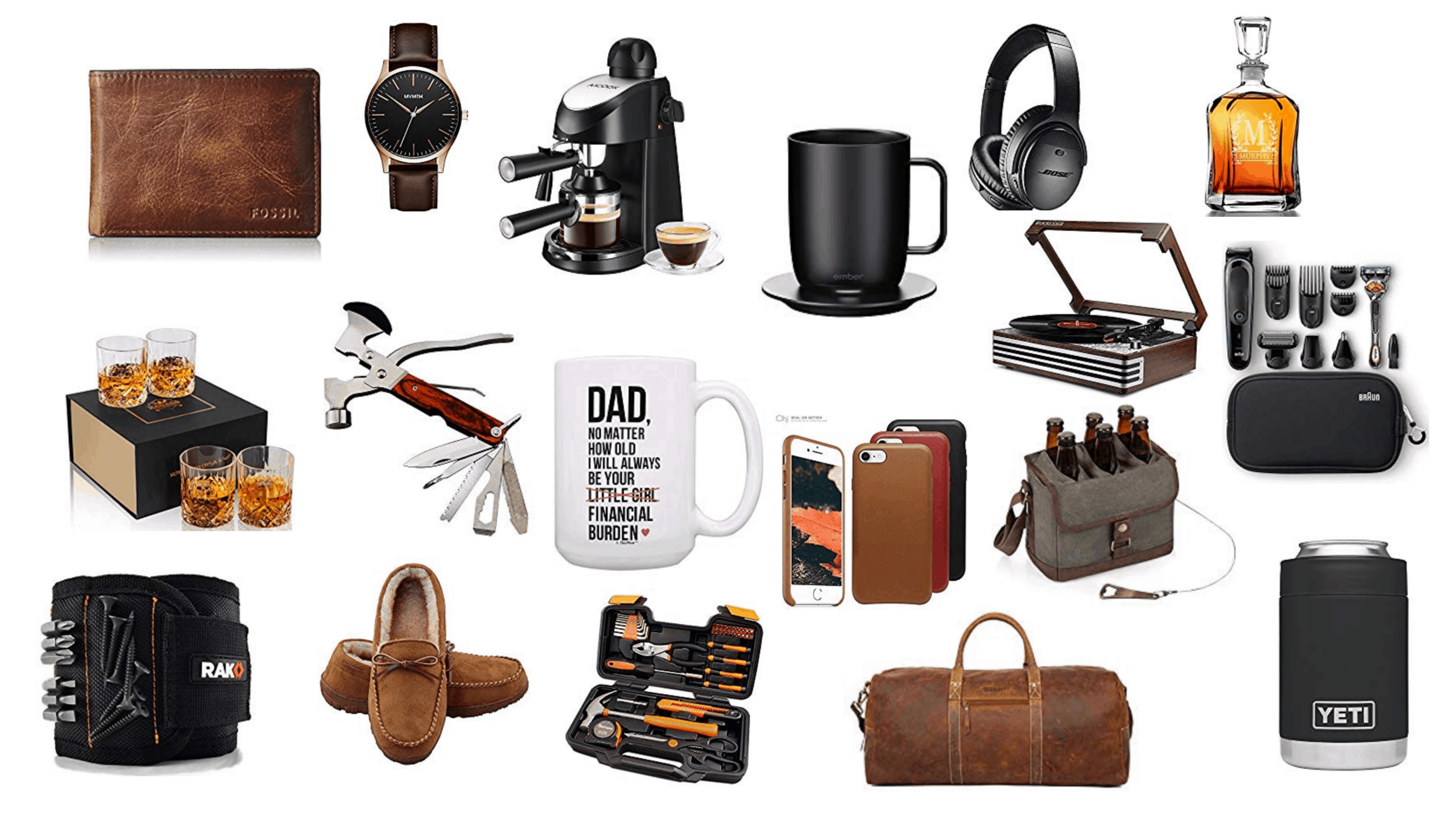 45 Christmas Gifts For Dad He Will Obsess Over By Sophia Lee