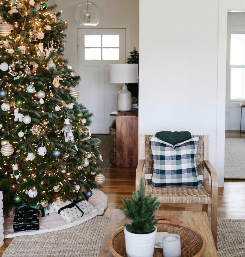 christmas tree decorations ideas 2021