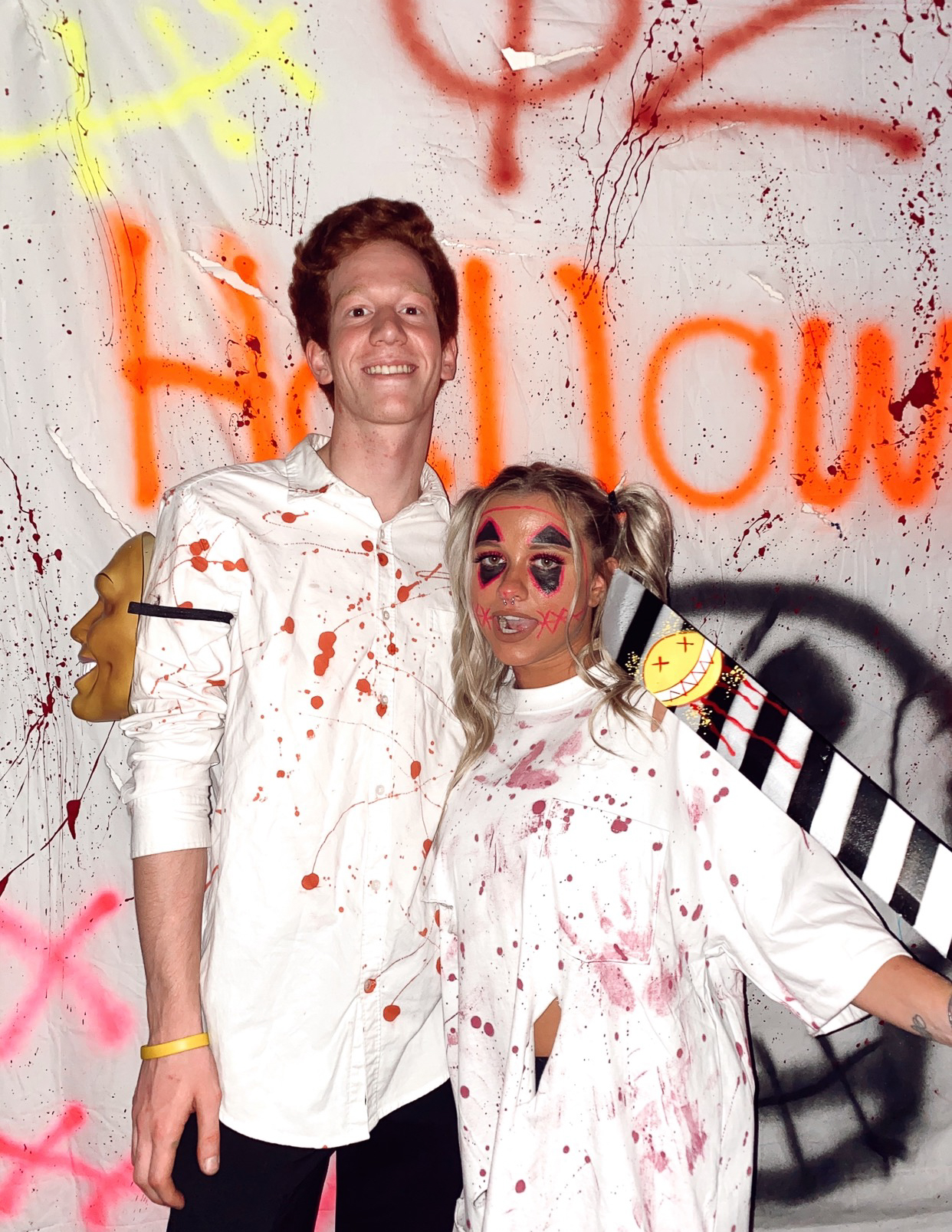 last minute couples college halloween costumes
