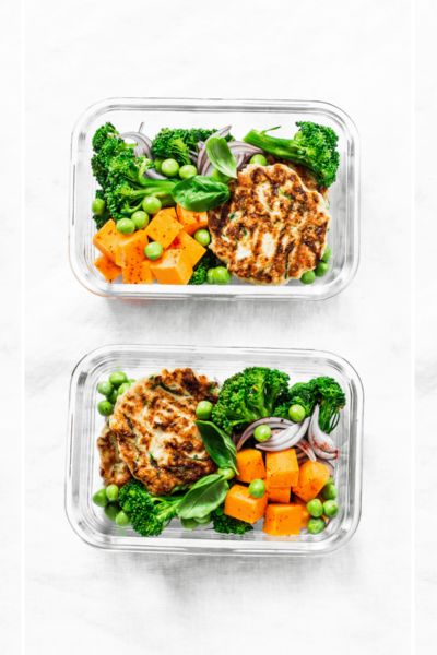 college meal prep