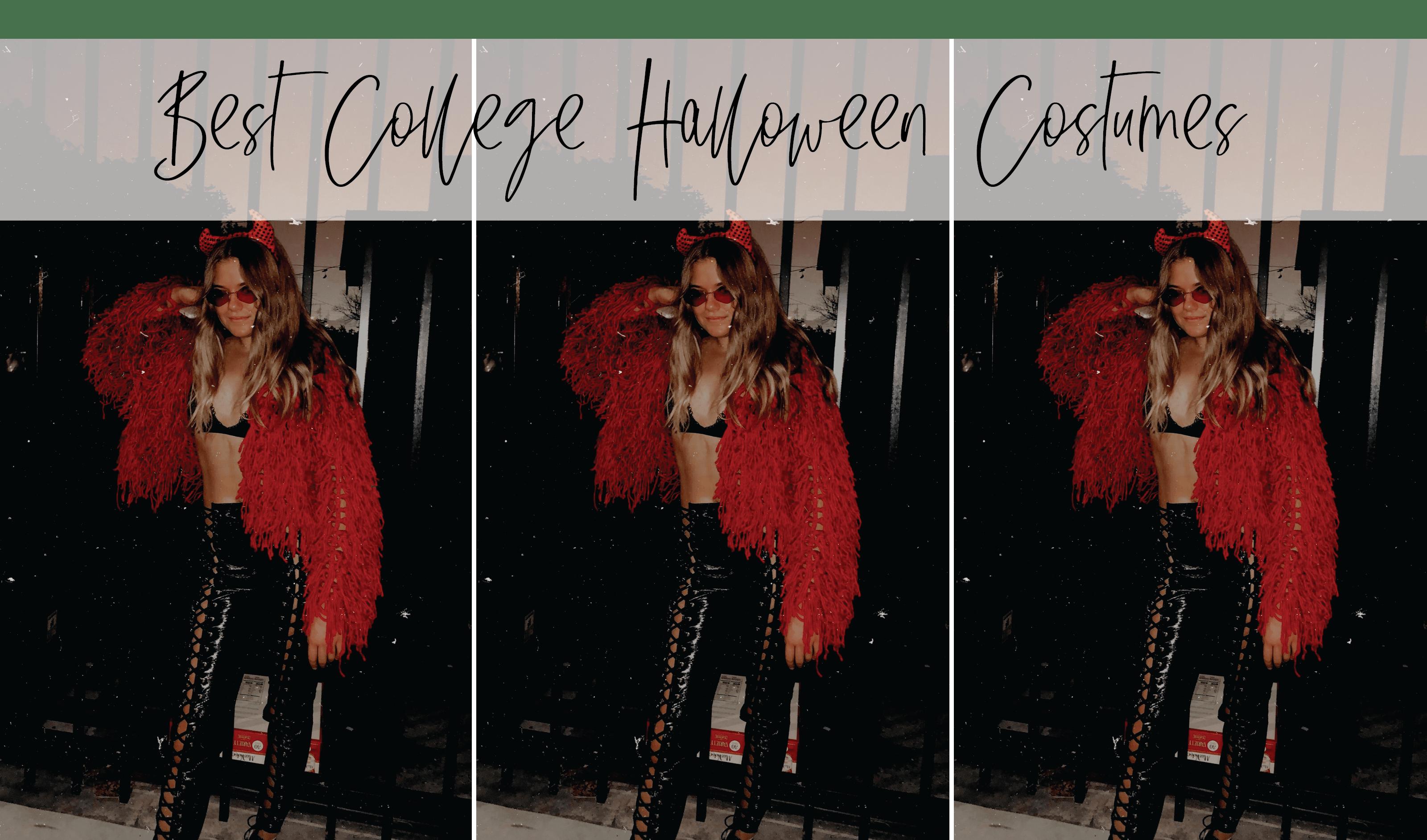 costume ideas college