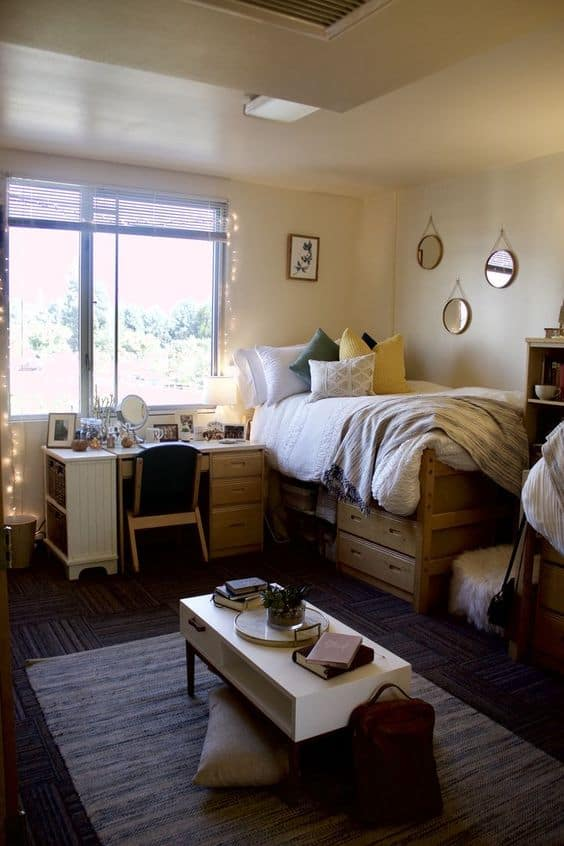 cozy dorm room ideas
