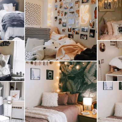 34 Cute Dorm Rooms We're Obsessing Over Right Now