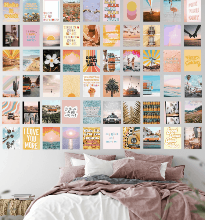 cute dorm room idea