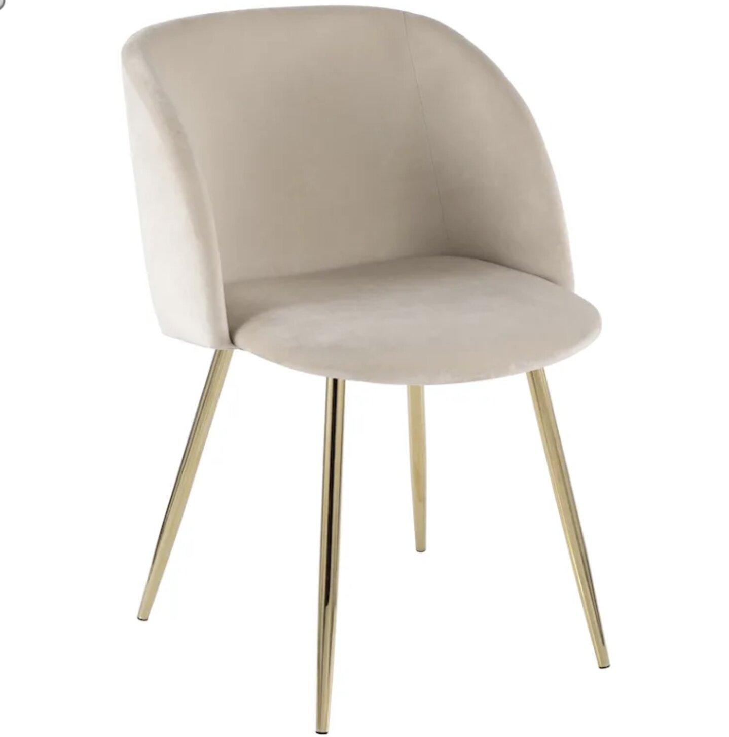 neutral desk chair