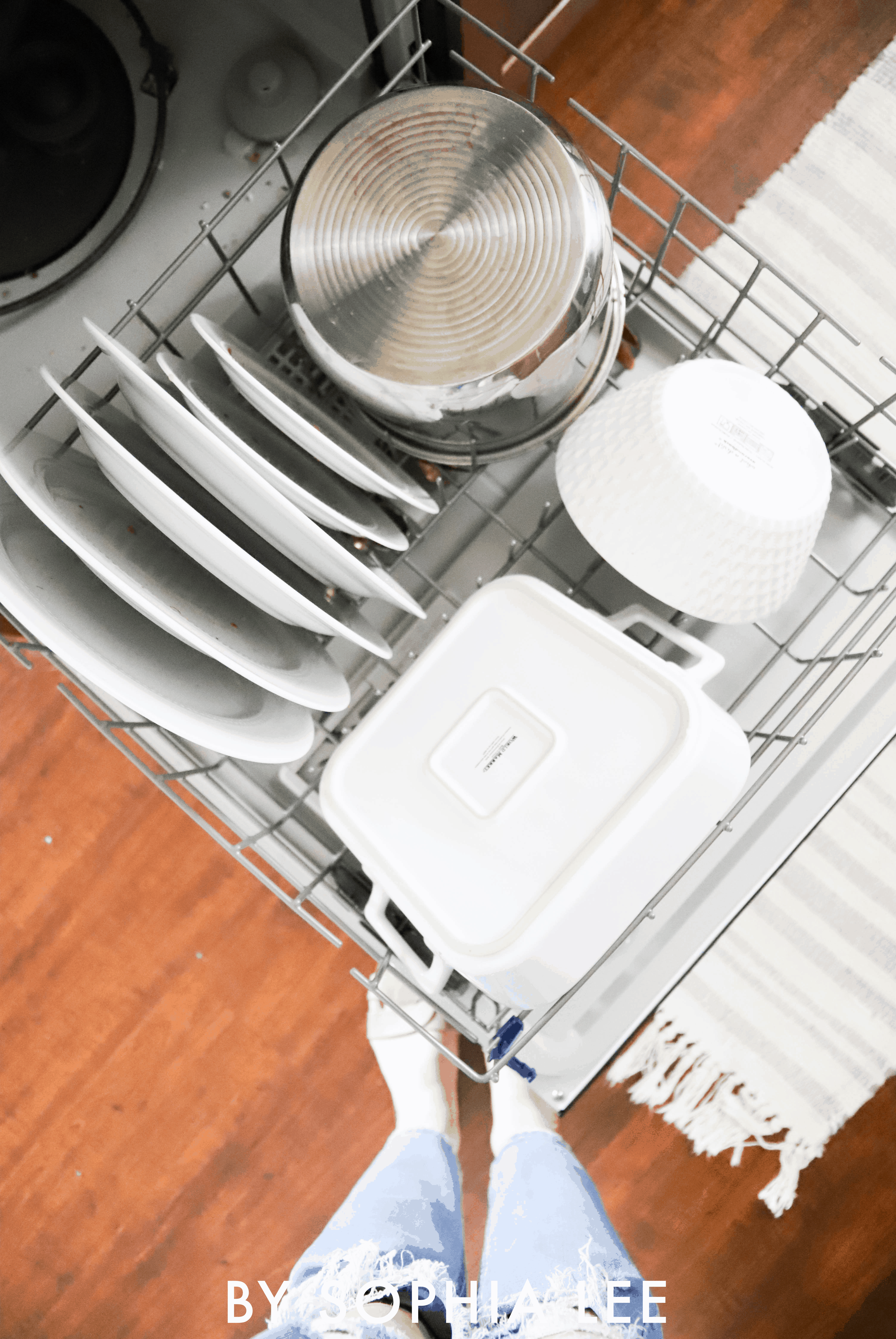 dishwasher tips and tricks