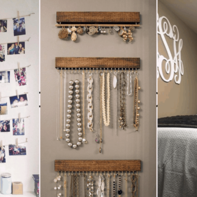 27 Insanely Cute DIY Dorm Decor That Will Transform Your Space