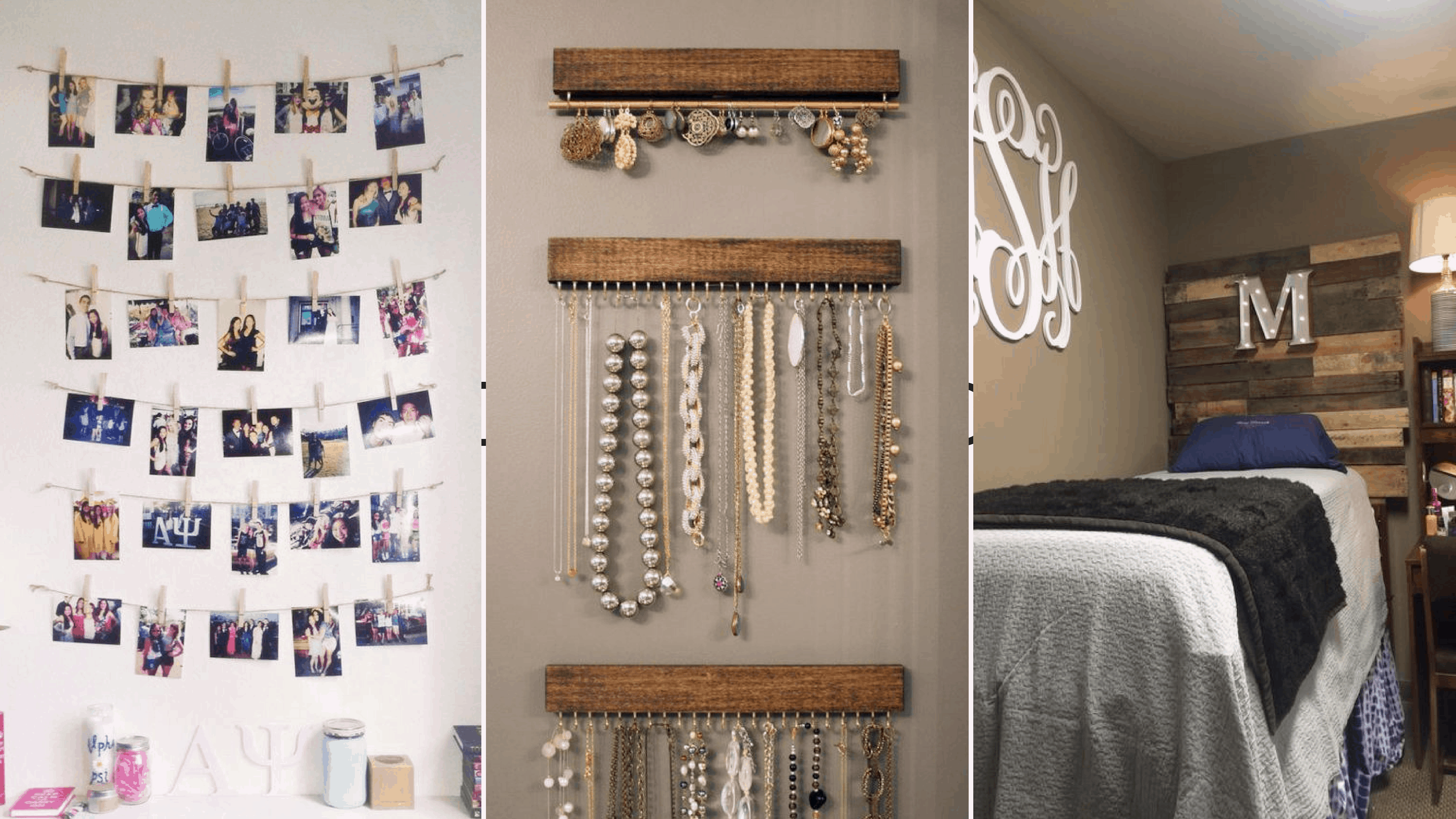 27 Insanely Cute Diy Dorm Decor That Will Transform Your Space By Sophia Lee
