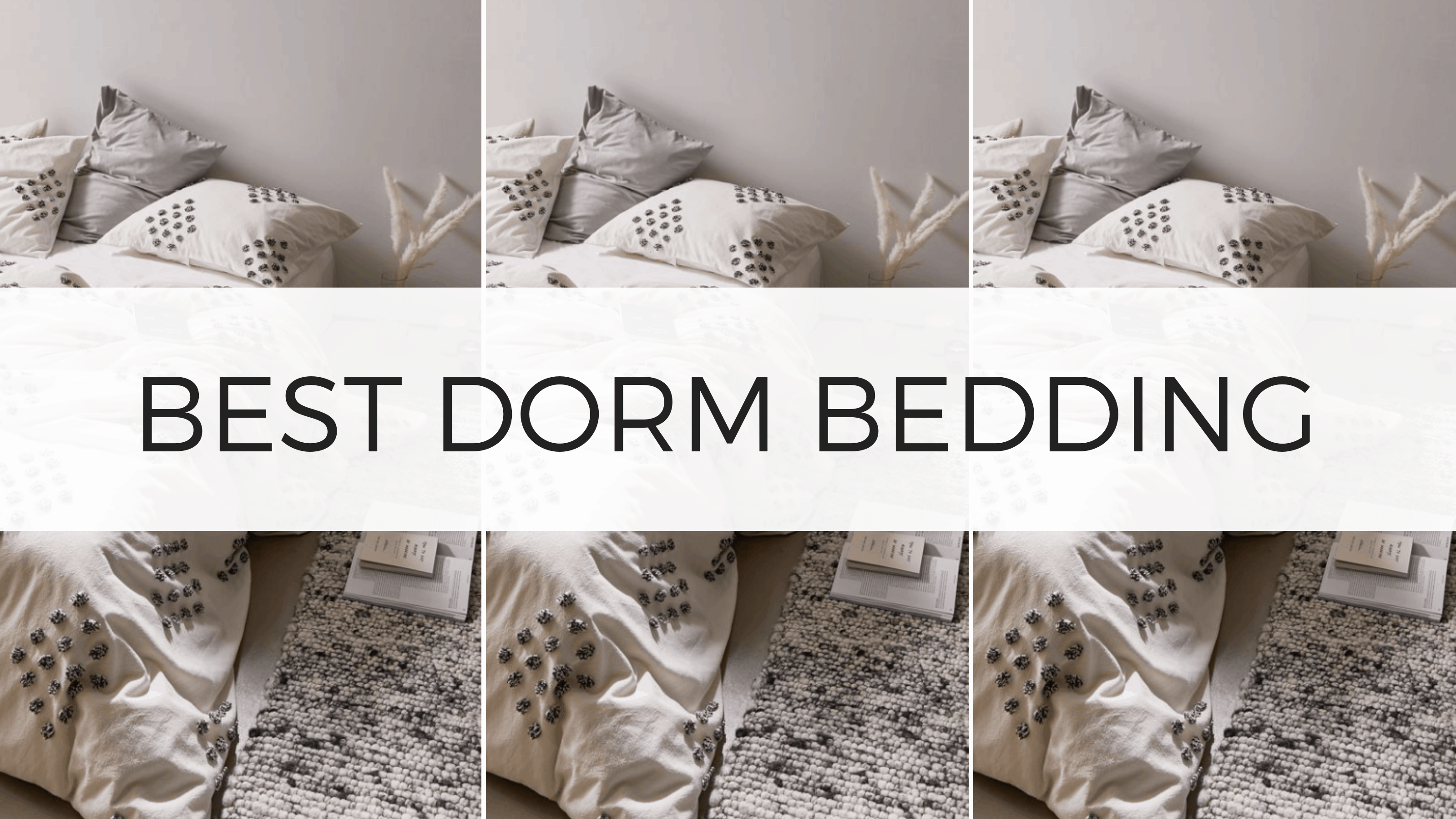 Insanely Cute Dorm Bedding Everyone Is Obsessed With This Year By Sophia Lee