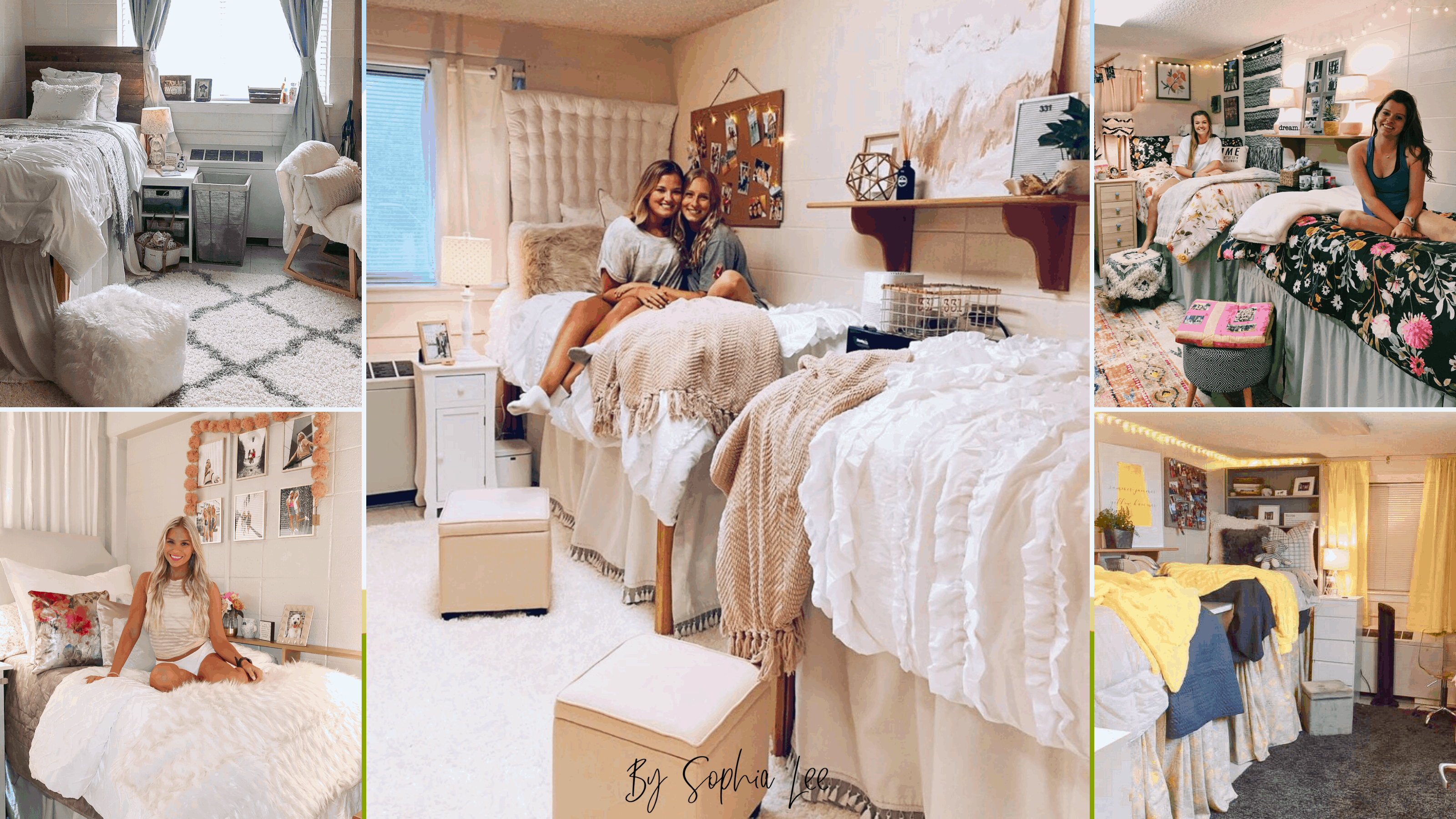 26 Cutest Dorm Decor Ideas That Are Totally Instagram Worthy - By