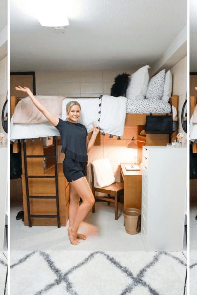 dorm move in day