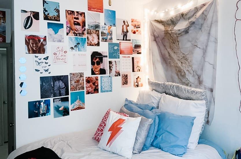 dorm room flags