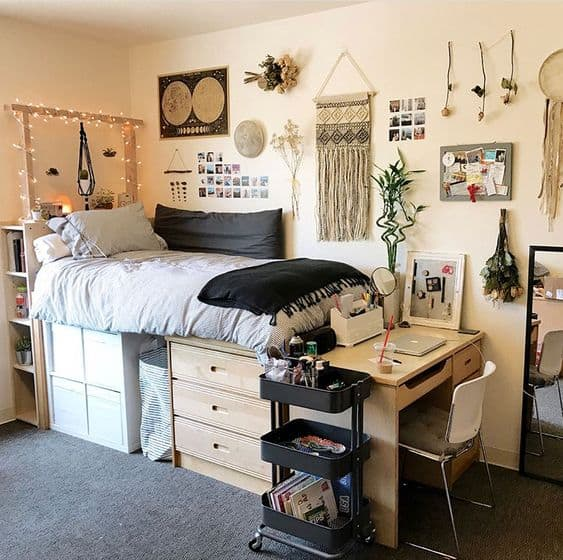 dorm room ideas easy