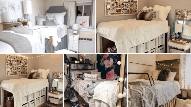 dorm room ideas for girls