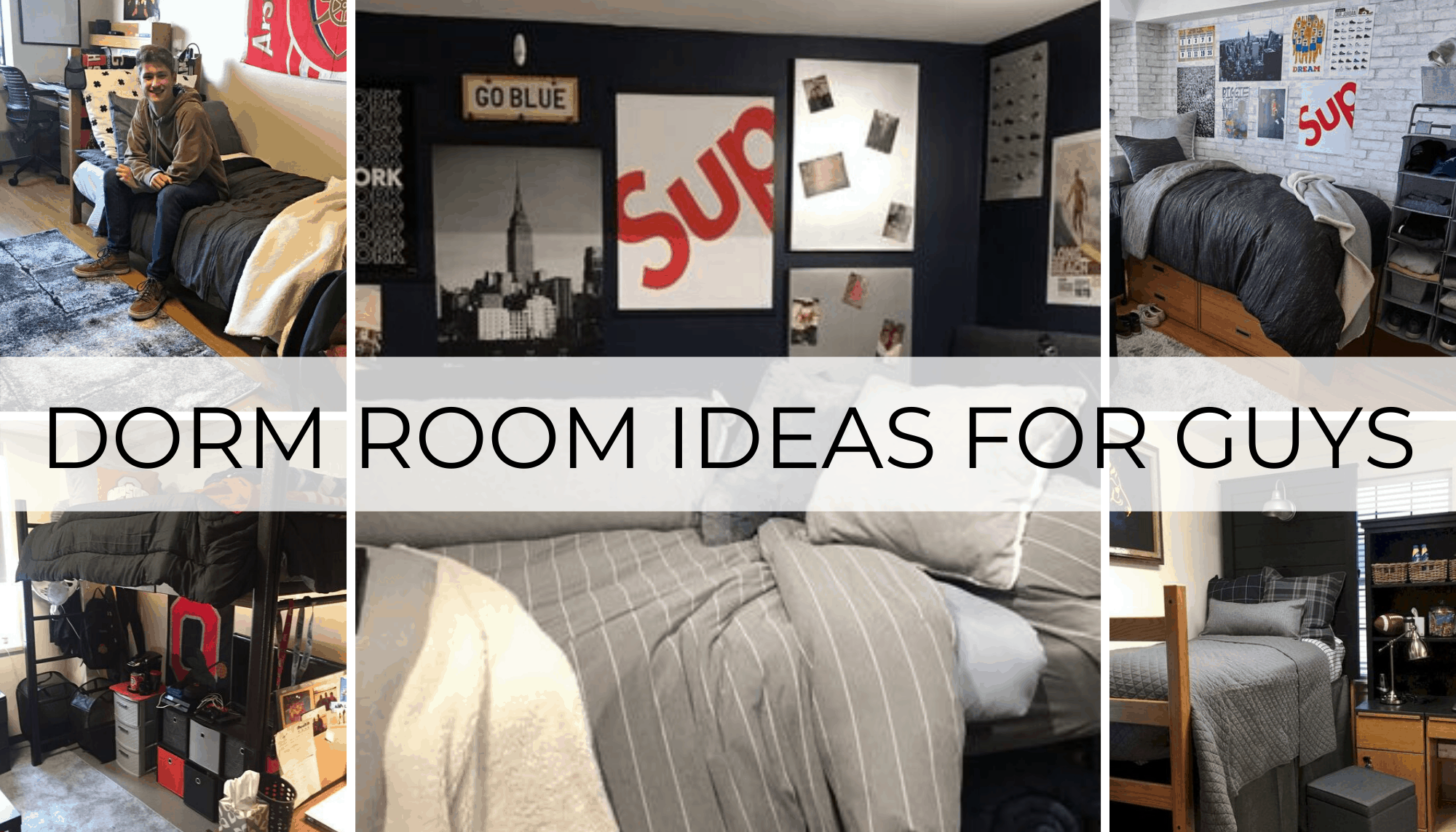 Dorm Room Ideas For Guys 12
