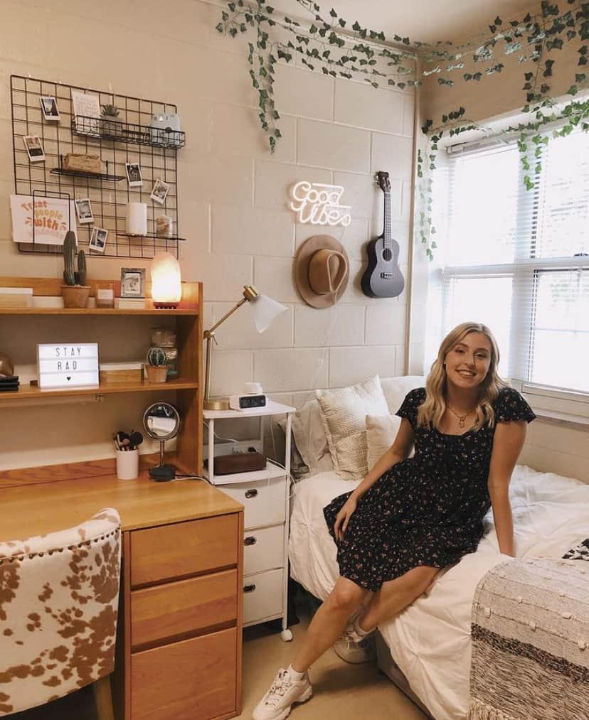 dorm room ideas girl 2021