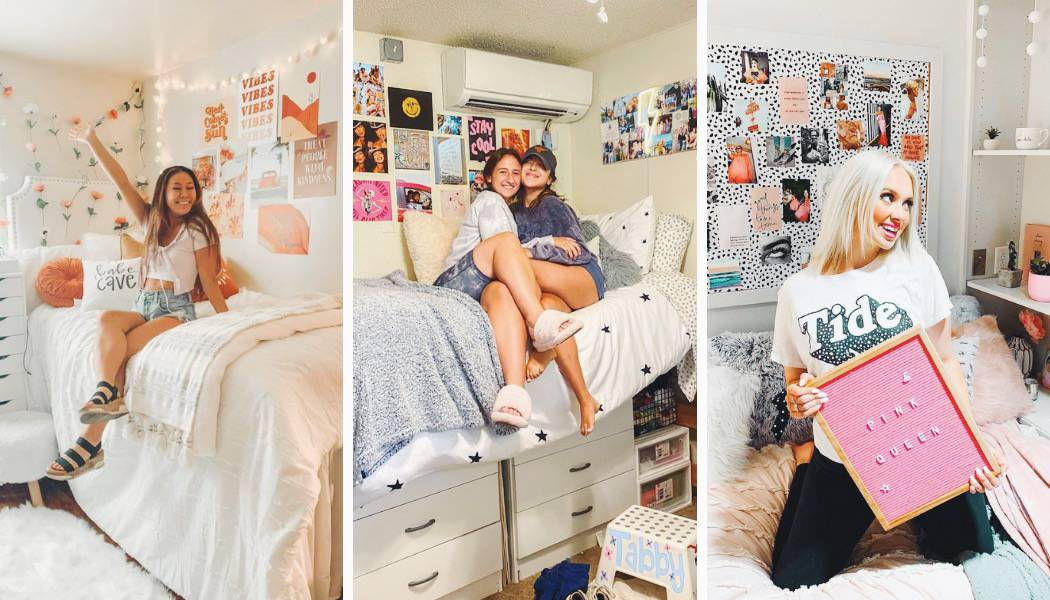 dorm room ideas girl
