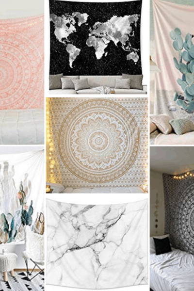 dorm tapestries