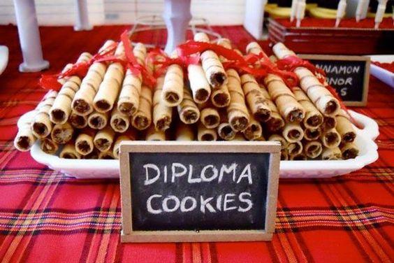 easy grad party desserts
