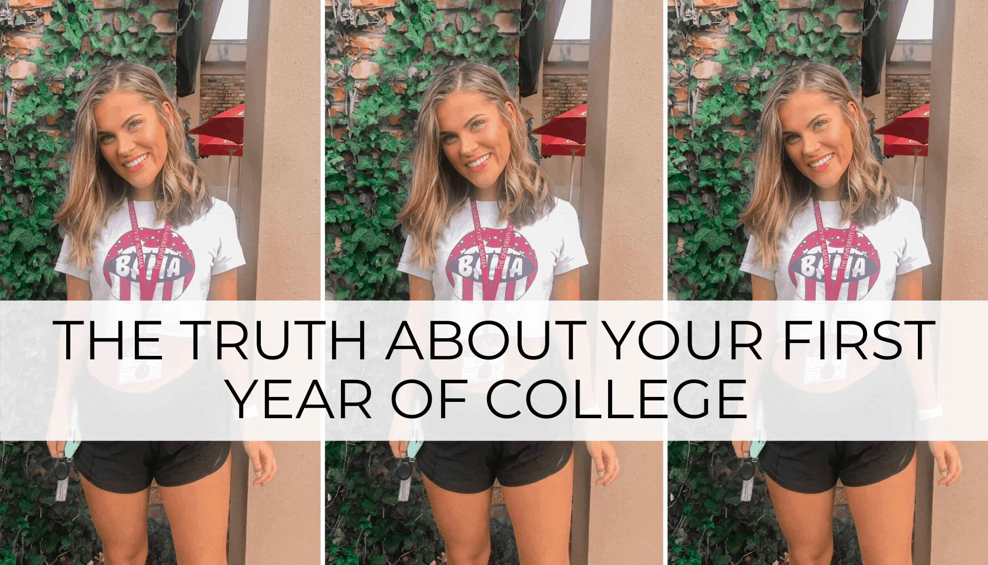 freshman year college life