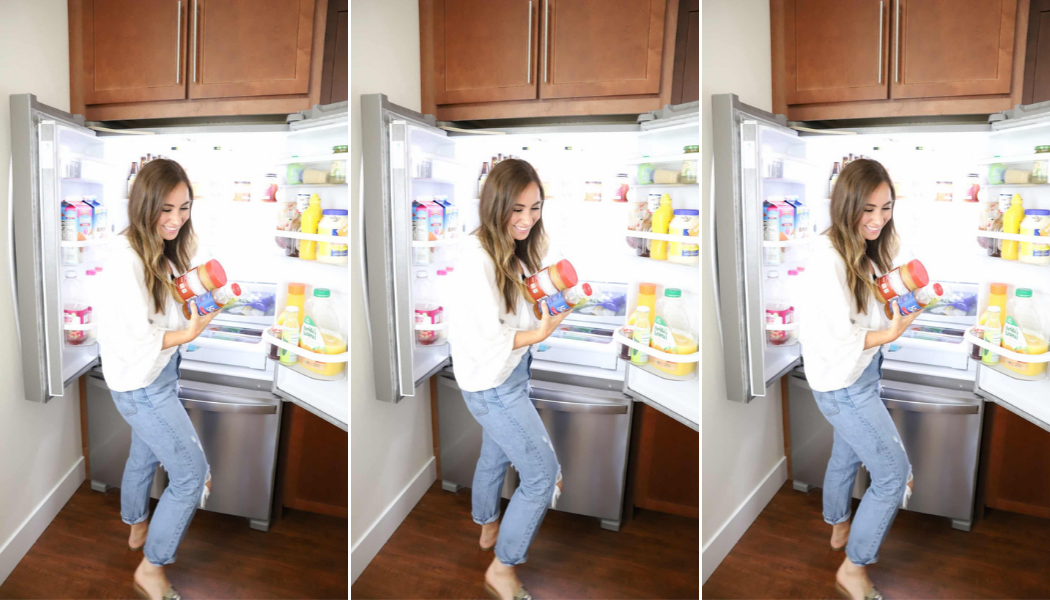 fridge organization ideas