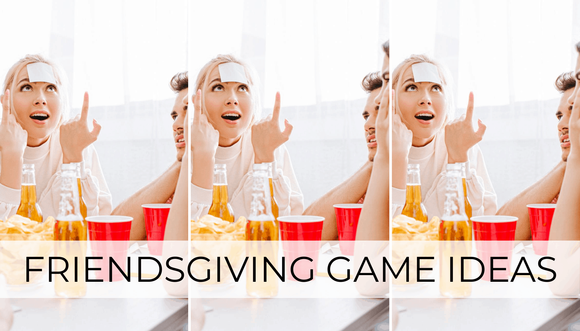 friendsgiving game ideas