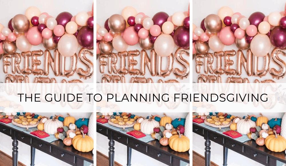 friendsgiving party decor ideas