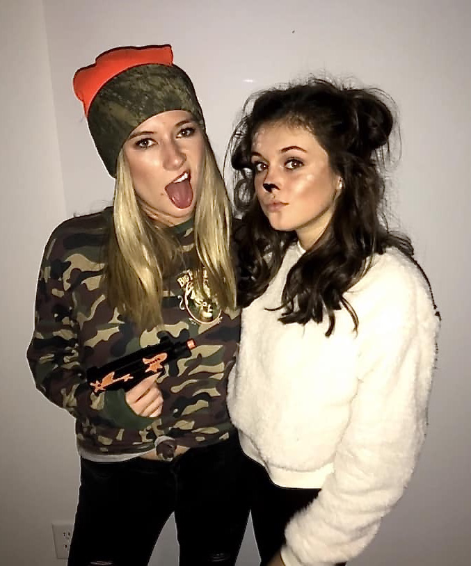 funny halloween costumes for girls college