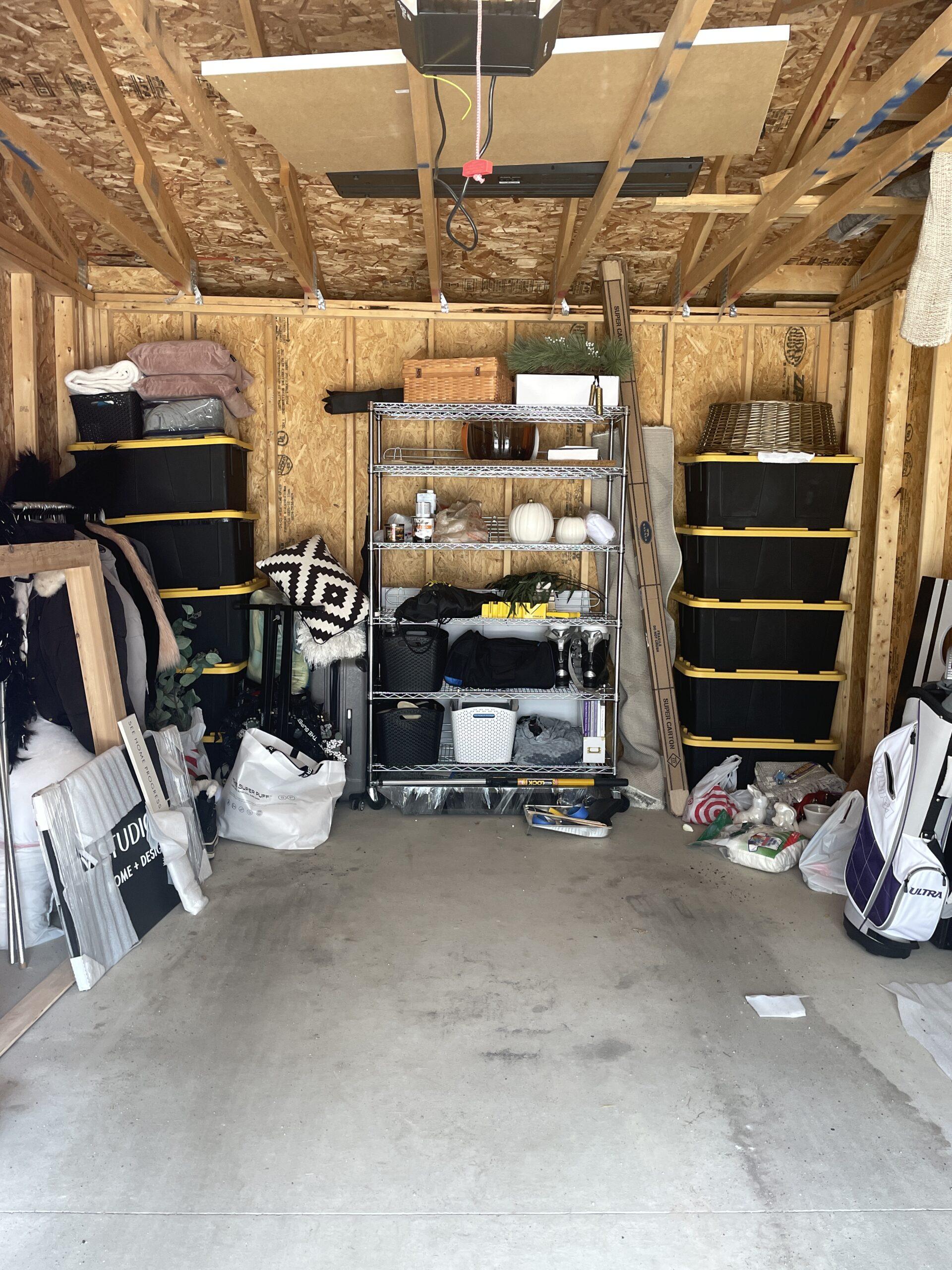 garage organization near me