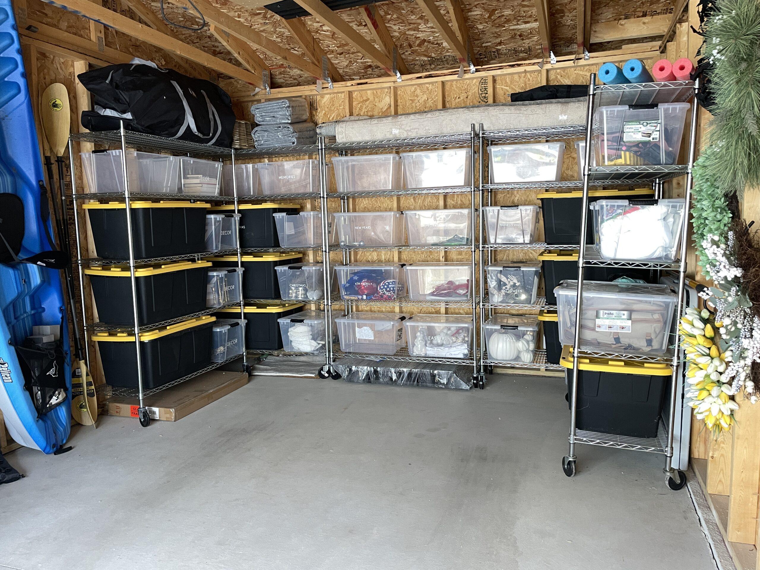 garage organization pinterest