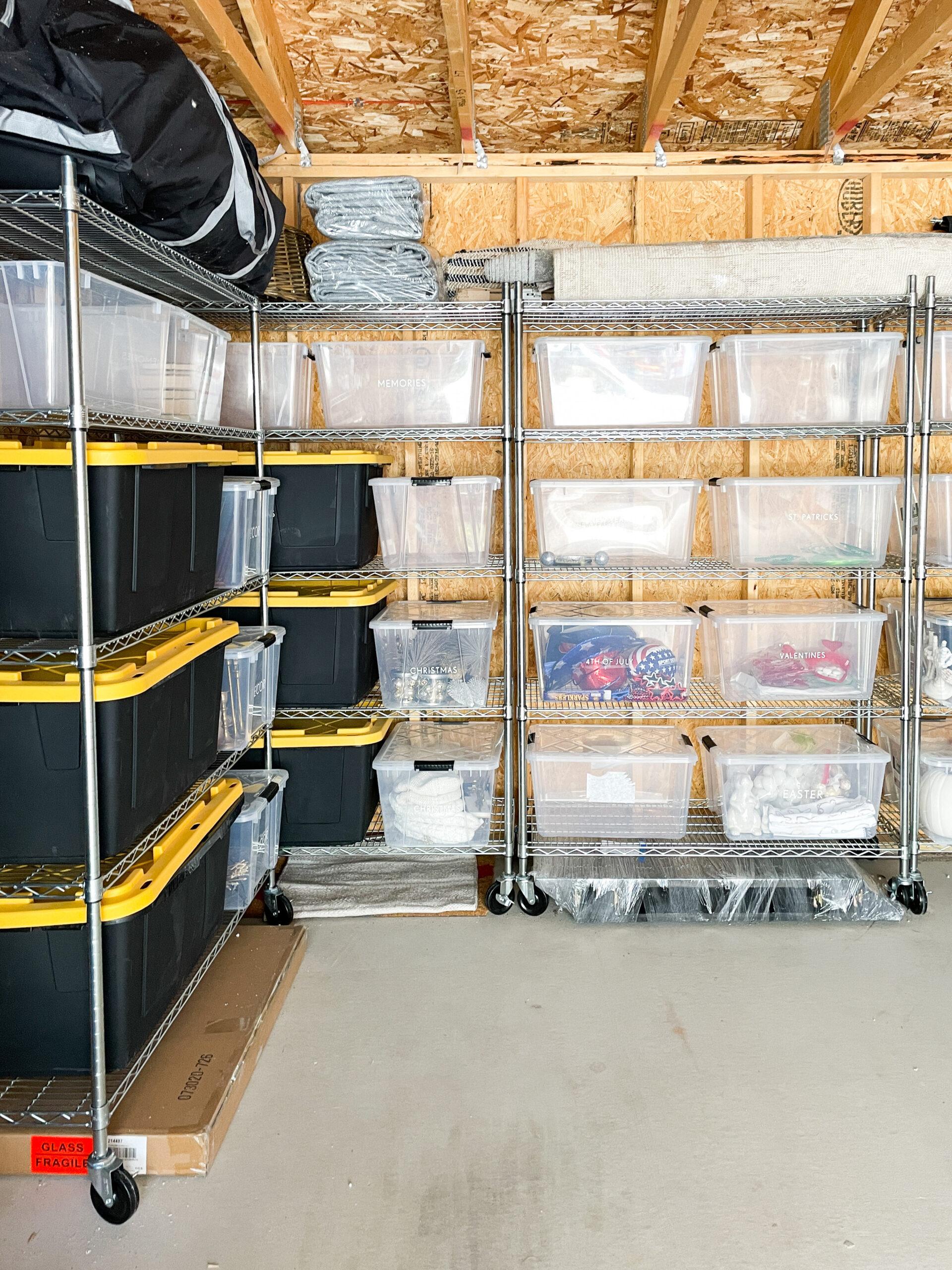 garage organization services