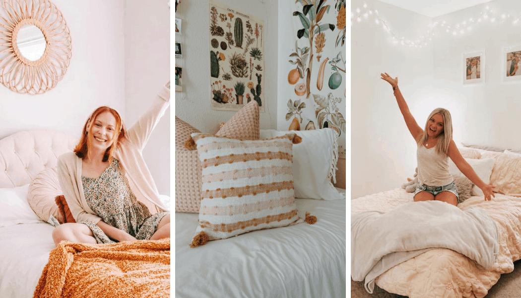 college apartment bedrooms