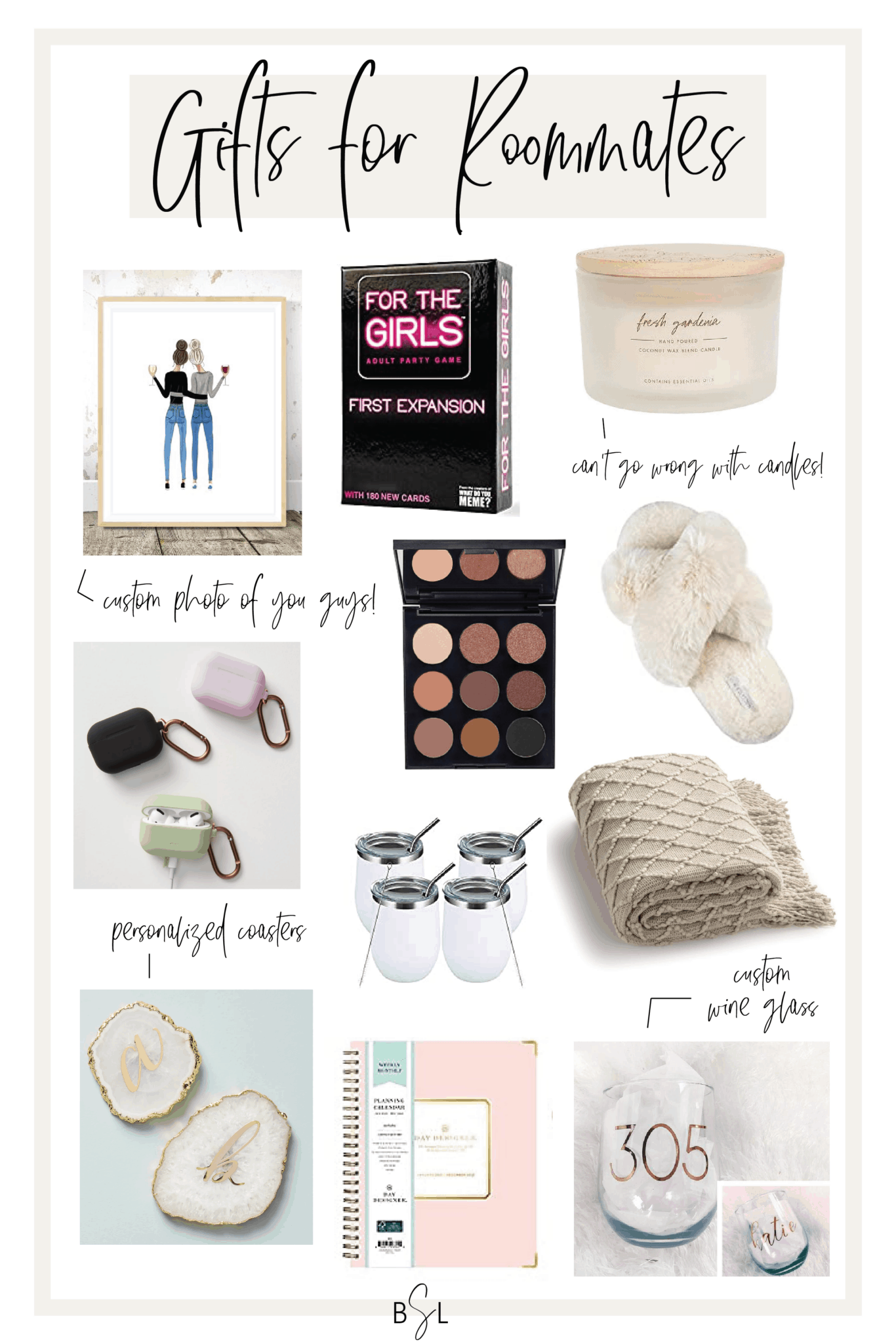 gifts for roommates