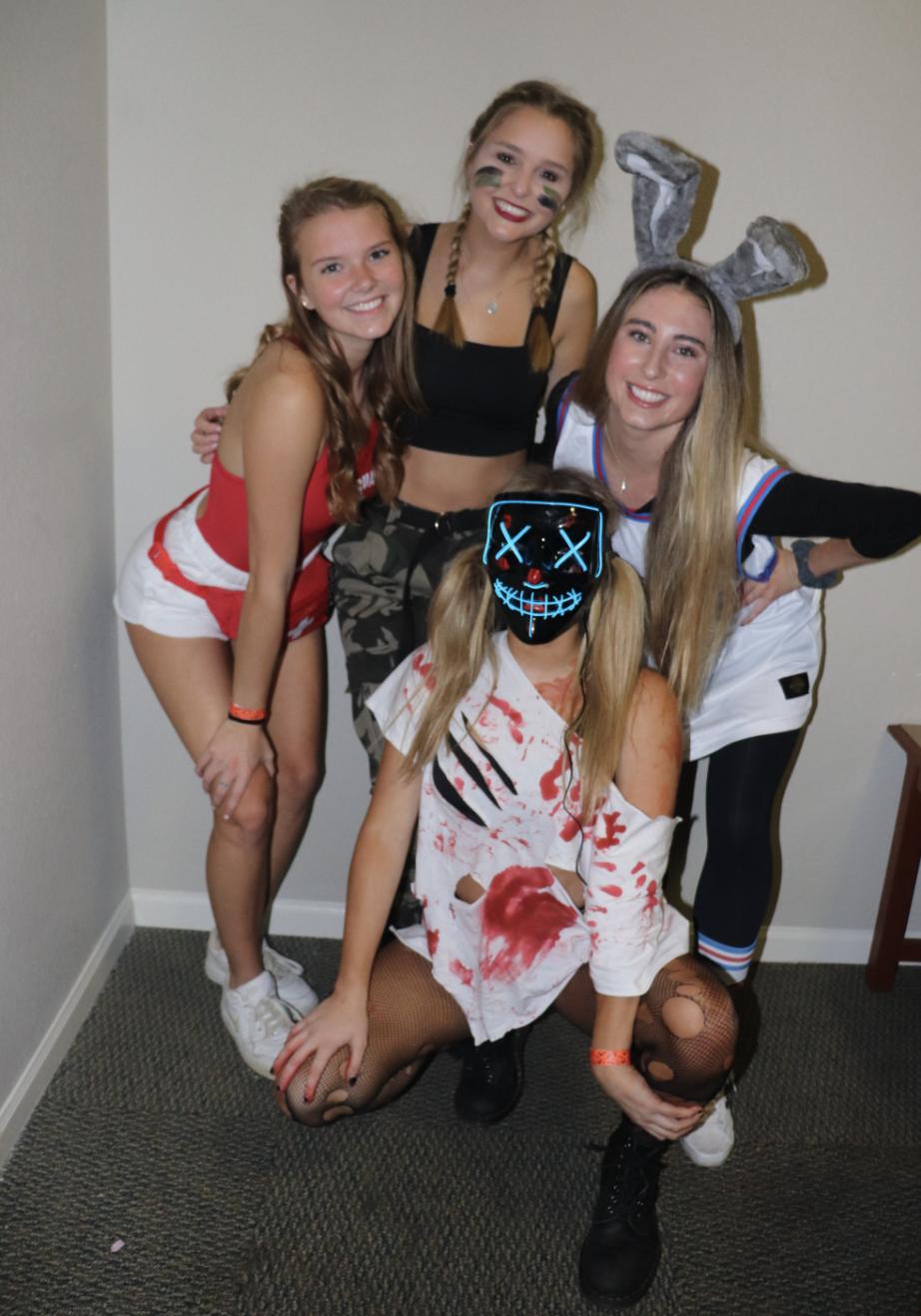 girls halloween costume 2021