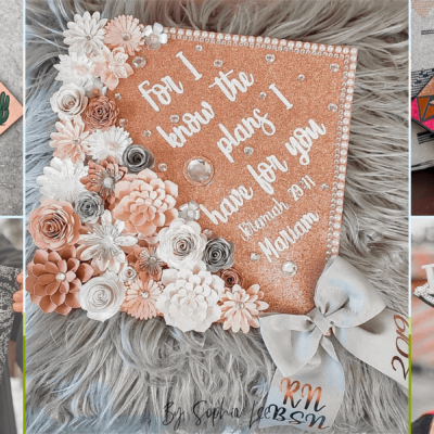 44 Best Graduation Cap Ideas We're Obsessing Over